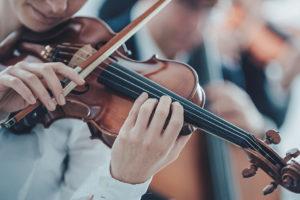 Anna - Violinstudium