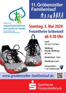 Poster JSS-Familienlauf-2020