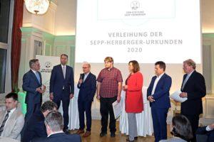 Sepp-Herberger-Urkunde 2020